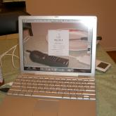 Transparent Powerbook